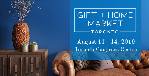 Visit us at the Toronto Gift Fair