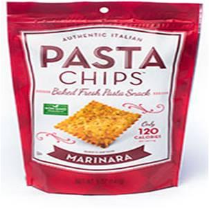 Marinara Pasta Chips