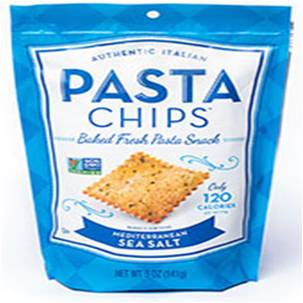 Sea Salt Pasta Chips