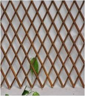 "60""H Accordion trellis fence - extends to 12' ( 144"" Long )"