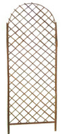 "Willow arched fence/trellis 20""x60""H"