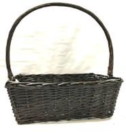Medium in S/4 Rectangular willow baskets