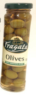 Fragata pitted green olives 145 ml., 24/cs