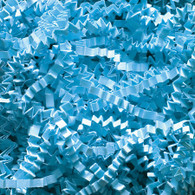 Springfill Crinkle cut Baby Blue 10 lb