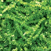 40 lb Spring Fill Crinkle Cut - Lime Green