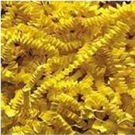 40 lb Spring Fill Crinkle Cut paper shred- Yellow