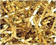 10 lb Precious Metals Shred - Gold