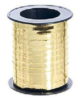Metallic Curling Ribbon - 250 yards - Gold