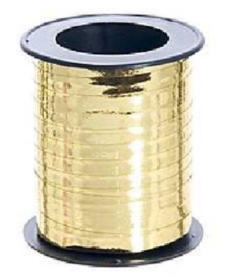 Metallic Curling Ribbon - 250 yards - Gold
