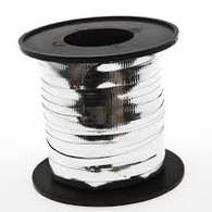 Metallic Curling Ribbon - 250 yards - Silver