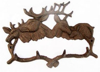 "Cast Iron Elks hook 11""x8""x1.5"""