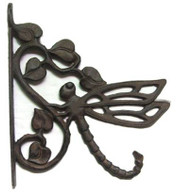 "Cast Iron Dragonfly hanger 10""x12"" (min.4)"