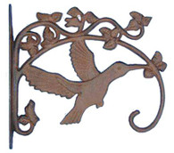 "Cast Iron Bird hook 11""x1""x10""H (min.4)"