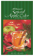 McStevens spiced apple cider pouch 28 gr., 20/cs