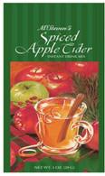 McStevens spiced apple cider pouch 28 gr., 20/cs