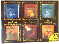 Bentley's Pure Ceylon Tea -  30 Tea Bags/pack, 12/cs