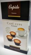 Cupido Caffe Cups - Espresso 125 gr. 12/cs