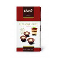 Cupido Dessert Cups - Tiramisu 125 gr. 12/cs
