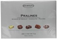 Excelcium Pralines (Silver) 200 gr., 16/cs