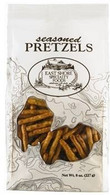East Shore Seasoned Dipping Pretzels 113 gr., 18/cs