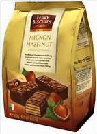 Feiny mignon hazelnut cookies 200 gr., 10/cs