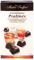 Maitre Truffout assorted liqueur pralines 150  gr., 10/cs