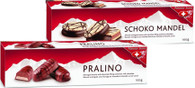 Patissier Suisse Pralino cocoa biscuits 100 gr., 10/cs