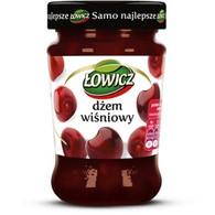 Lowicz cherry jam 280 gr., 8/cs