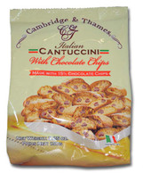 Cambridge & Thames Cantuccini with chocolate chip 150 gr., 12/cs