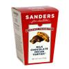 Sanders Chocolate 170 gr.,12/cs - Milk chocolate Pecan Torties