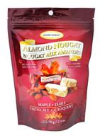 Golden Bonbon Crunchy maple almond nougat 70 gr., 24/cs