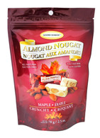 Golden Bonbon Crunchy maple almond nougat 70 gr., 24/cs Kosher