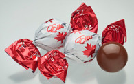 "Maple Esta Truffles 1Kg. (2.2 lb.) bag about 95 pcs per Kg. ""Bulk Chocolate wholesaler"""