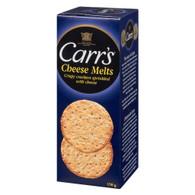 Carr's Cheese Melts 150 gr., 12/cs