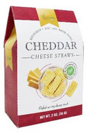 Too Good Gourmet Cheddar Cheese Straws - RED 56 gr.,24/cs