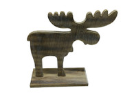 Wooden vintage Moose Small