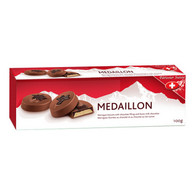Patissier Suisse Medallion biscuits 100 gr., 10/cs