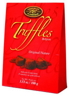 Chocolat Classique Truffles Red Tote Box 100 gr.  12/cs.