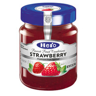 Hero Strawberry fruit spread 250 gr., 8/cs