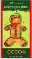 McStevens Gingerbread cookie Cocoa 35 gr., 20/cs