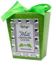 Too Good Gourmet White chocolate cocoa with a frame front  57 gr., 24/cs