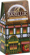 Basilur Exclusive premium Quality Ceylon Green Tea (15 bags/box) - Tea Shop 24/cs