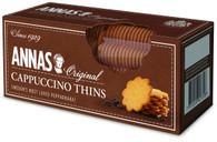 Annas Cappuccino Thins 150 gr., 12/cs