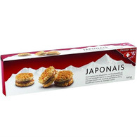 Patissier Suisse Japonaise Medallion Meringue biscuits 100 gr., 10/cs