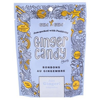 Gem Gem Ginger Candy - Original 100 gr., 12/cs
