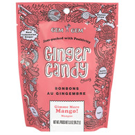 Gem Gem Ginger Candy - Mango 100 gr., 12/cs
