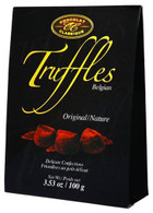 Chocolat Classique Truffles Black Tote Box 100 gr.  12/cs