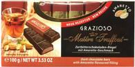 Maitre Truffout Amaretto pralines 100 gr., 16/cs