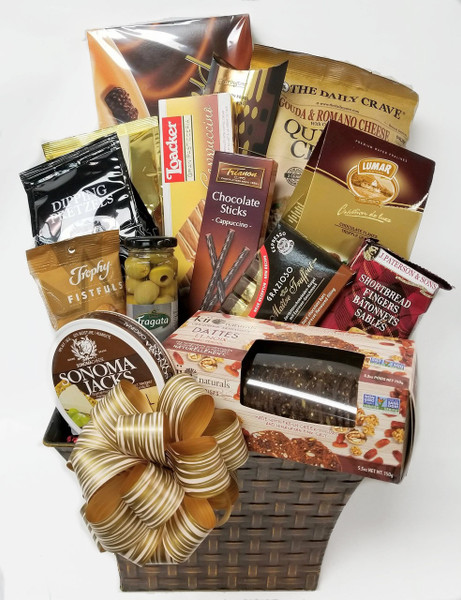 Where To Buy Food Products Wholesale Christmas Gift Basket Do It