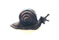"""Cast iron Snail 6""""x2.5""""x3""""H (min 6)"""